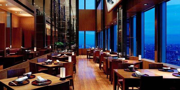 新宿・代々木・高田馬場   夜景が見えるレストラン・お店